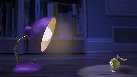 Szene aus: Licht an! - Verlaufen und gefunden