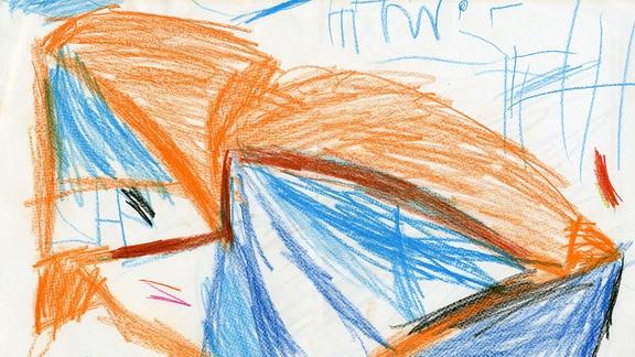 Sandmannbild von Emil (4)