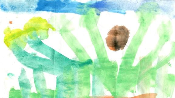 Sandmannbild von Amélie