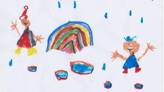 Kinderzeichnung von Sonja (7)