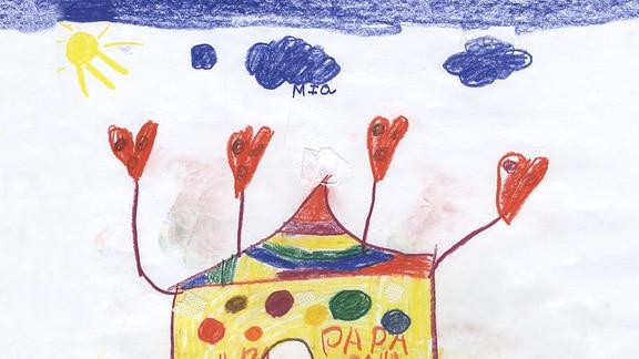 Kinderzeichnung von Mia Sophie (6)