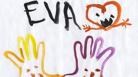 Kinderzeichnung von  Eva (4)