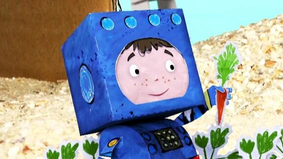 Raketenflieger Timmi