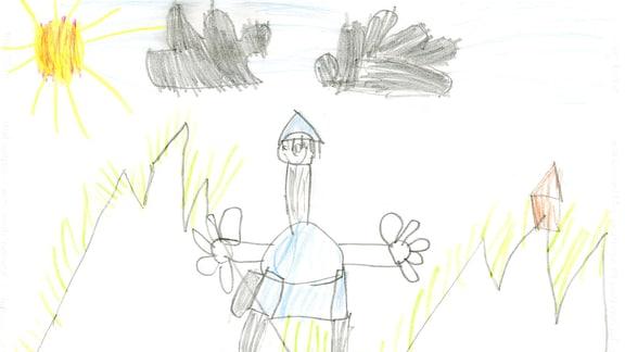 Luis (6) aus Isny
