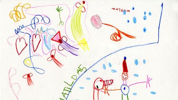 Kinderzeichnung von Matilda (5)