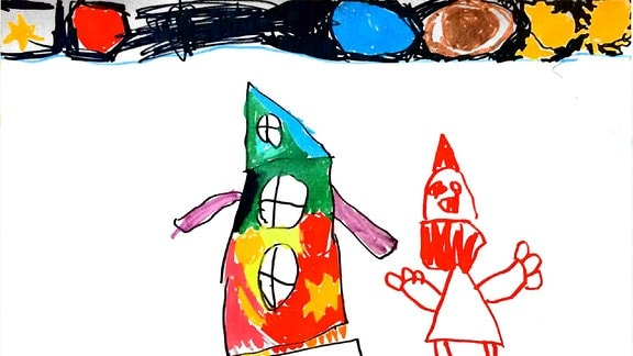Kinderzeichnung von Otto (5)