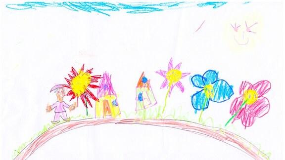 Kinderzeichnung von Katharina (6)