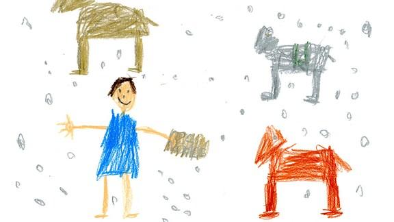 Kinderzeichnung von Felix (6)