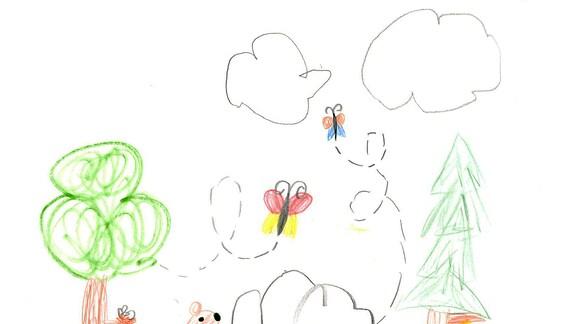 Kinderzeichnung von Reinelle (8)