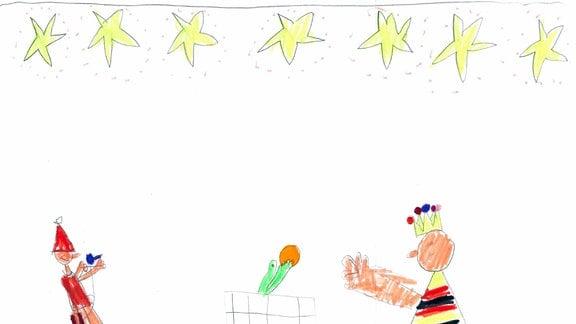 26.07. | Eine Kinderzeichnung von Emma (7)