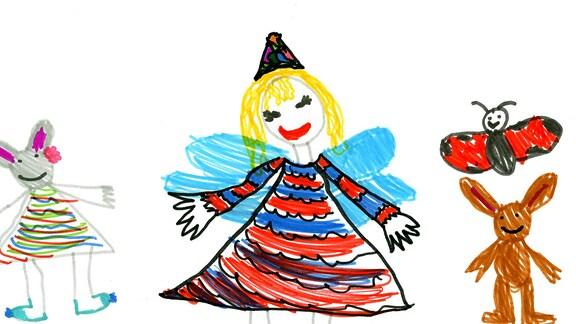 Kinderzeichnung von Marlene (7)