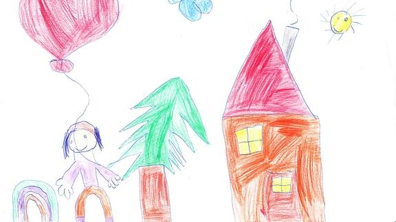 Kinderzeichnung von Lotta (4)
