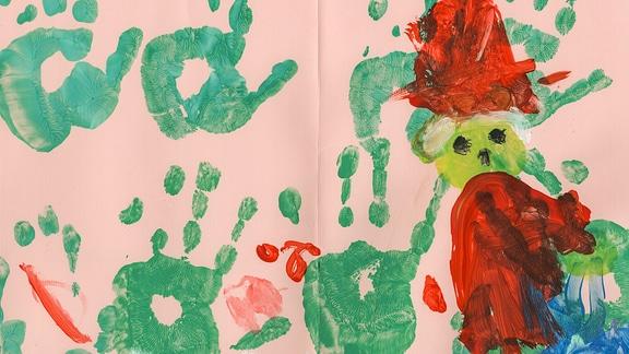 Kinderzeichnung von Vanessa aus Neustadt/Aisch