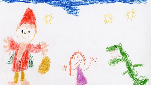 25.07. | Kinderzeichnung von Mira (6)