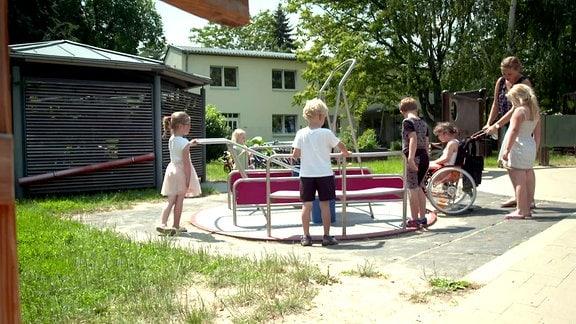 Selbstbestimmt - Das Magazin im August Kita Spielstunde Neinstedt