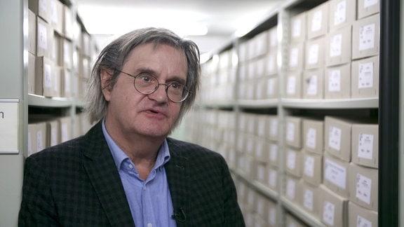 Rüdiger Wollschläger im Selbstbestimmt-Interview