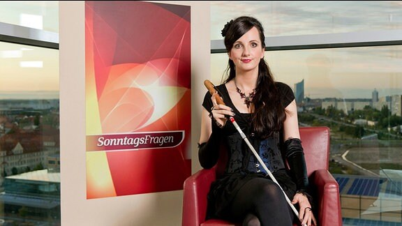 Selbstbestimmt-Moderatorin Jennifer Sonntag