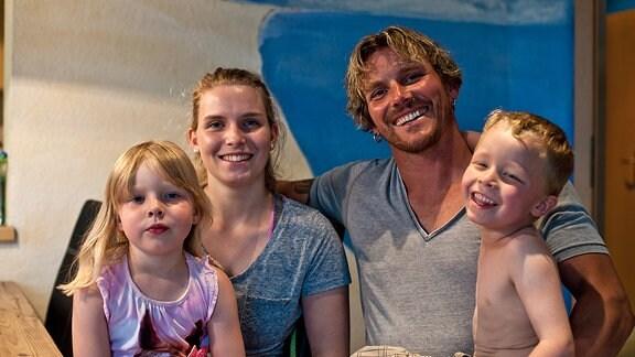 Lars und seine drei Kinder