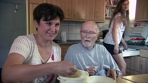 Gastfamilie statt Pflegeheim