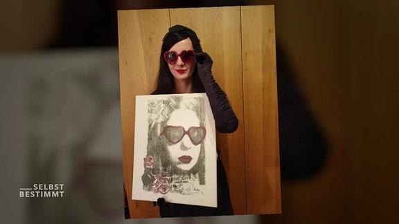 Jennifer Sonntag Sonnenbrille