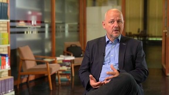 Prof. Karsten Laudien im Selbstbestimmt-Interview