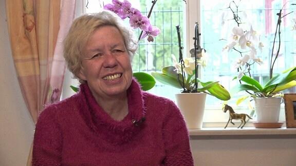 Susanne Müller lächelt in die Kamera