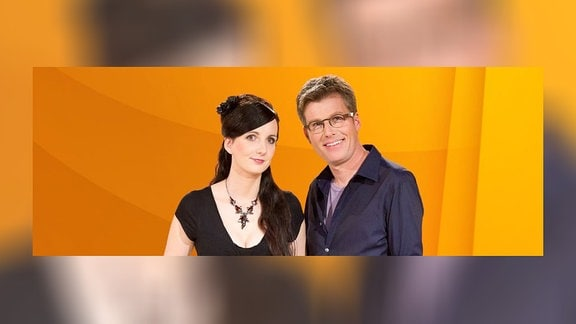 Martin Fromme und Jennifer Sonntag