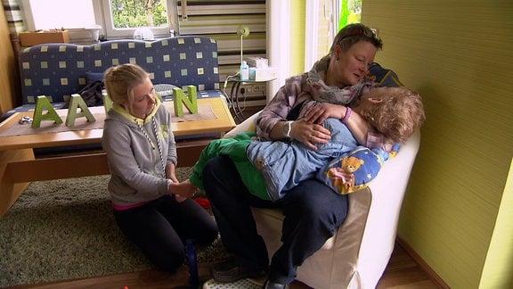 Toleranz und Liebe - Leben mit einem schwerbehindertem Kind