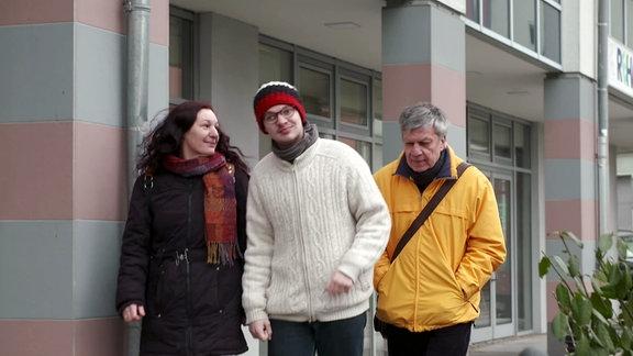Hürden Im Leben mit einem behinderten KInd: Familie Lüder