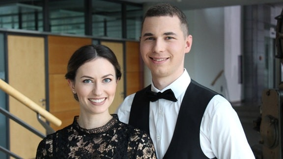 Franziska Mol und Leon Ehrler