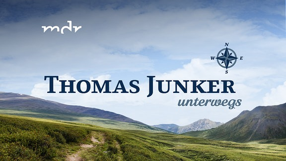 Thomas Junker unterwegs - Logo