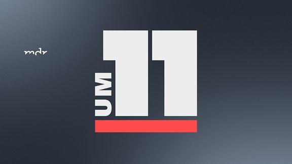 Screenshot aus MDR um 11 - Logo