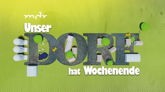 Unser Dorf hat Wochenende - Logo