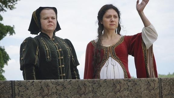 Bohdanka und die Königin