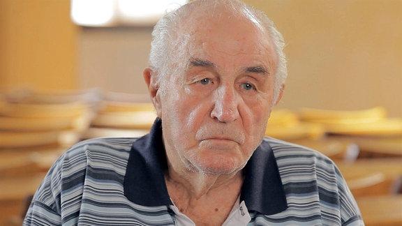 Lev Frankfurt geriet bereits in den ersten Kriegstagen in deutsche Gefangenschaft.