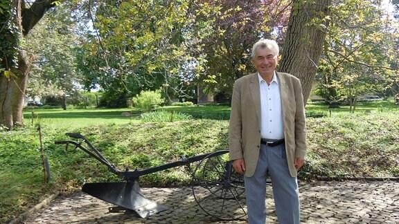 VEG-Chef Dietmar Ketzel