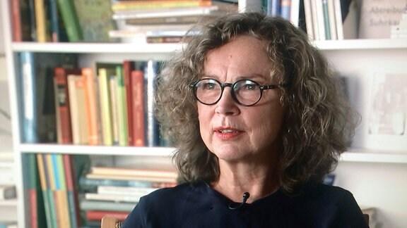 Dr. Viola Hellmann arbeitete 30 Jahre als Gynäkologin in Dresden