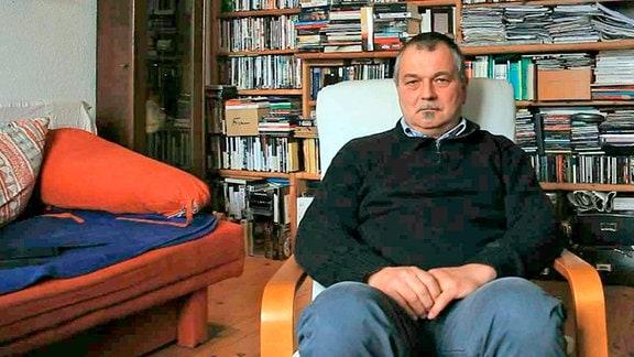 Uwe Penckert reiste 1981 aus der DDR aus.