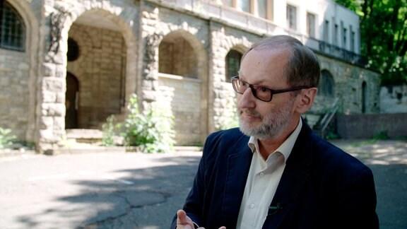 Holger Uske, Kulturamt Suhl