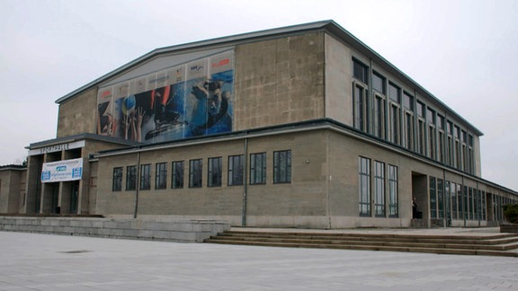 Dynamo Sporthalle Hohenschönhausen, Sonderparteitag 1989 SED