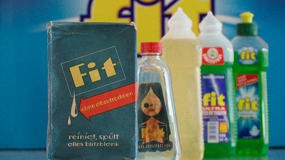 Fit-Flaschen