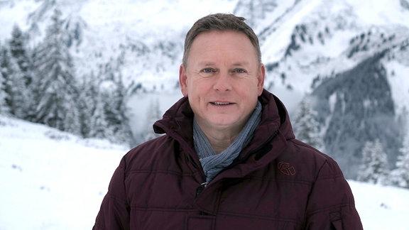 Moderator Axel Bulthaupt