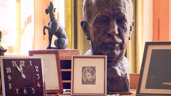 Schreibtisch Richard Strauss
