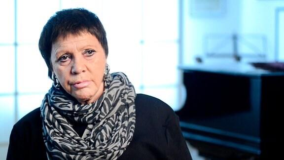 Brigitte Fassbaender, Sängerin.