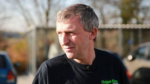 Landwirt Hans-Willi Planz kämpft sich nach einem schweren Motorradunfall zurück ins Leben.