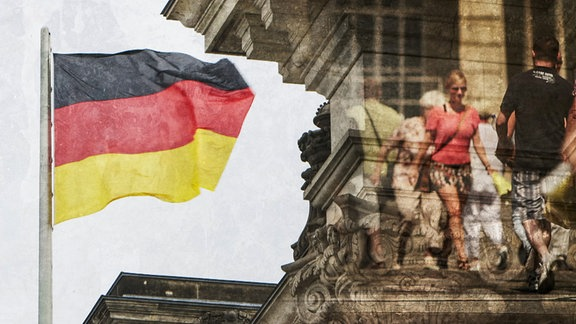 Die Euphorie der Wendezeit, die Sehnsucht nach einer neuen Gesellschaft im Osten wurde von den Realitäten im vereinigten Deutschland schnell eingeholt.