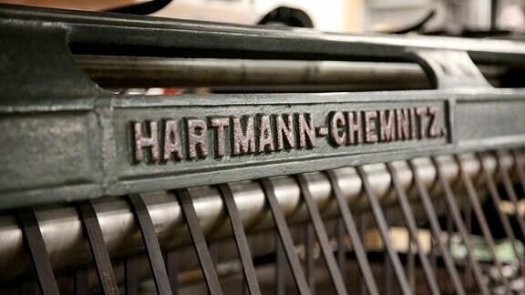 Hartmann-Dampfmaschine, Bj. 1919, 250 PS