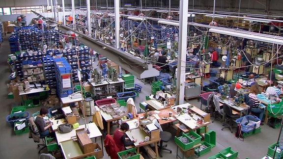 Heiligenstädter Reißverschluss GmbH & Co. KG, Alte Nadelfabrik heute.