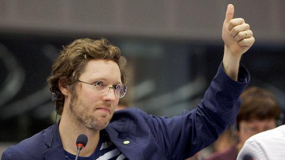 Eu-Parlamentarier Jan Philipp
