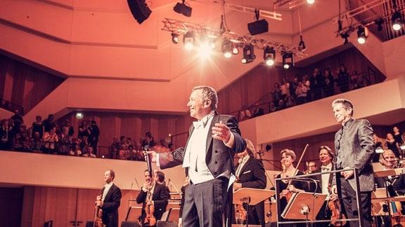 Roland Kaiser im Kulturpalst